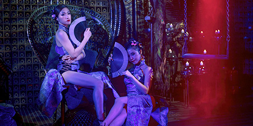 The coolest nightclubs in Hong Kong