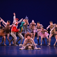 <p>Wheeldon, Ratmansky, McIntyre &amp; The Beatles</p>