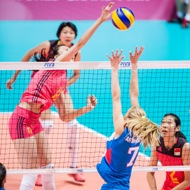 <p>FIVB Volleyball Nations League 2018 &mdash; Hong Kong</p>