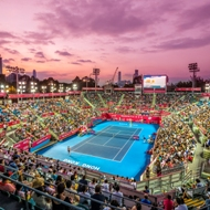<p>Hong Kong Tennis Open 2018</p>