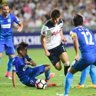 <p>Jockey Club Kitchee Centre Cup – Kitchee vs Manchester City</p>