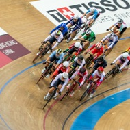 <p>2019–2020 UCI Track Cycling World Cup, Hong Kong, China</p>