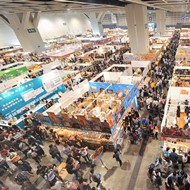 <p>The 17<sup>th</sup> Hong Kong Food Festival</p>