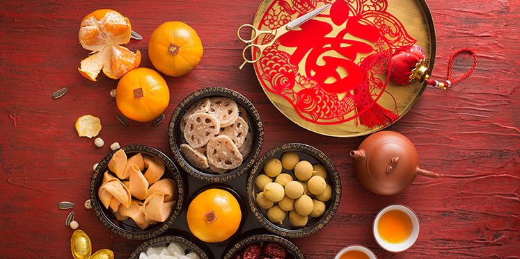 Explore Hong Kong through Chinese New Year traditional dishes