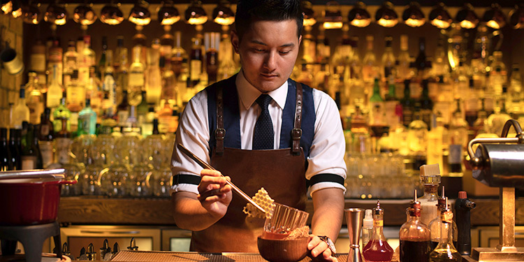 Hong Kong Bars in Asia's 50 Best Bars 2019