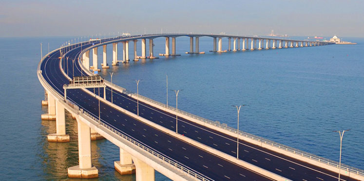 Everything You Need to Know About the Longest Bridge-and-Tunnel Sea Crossing in the World