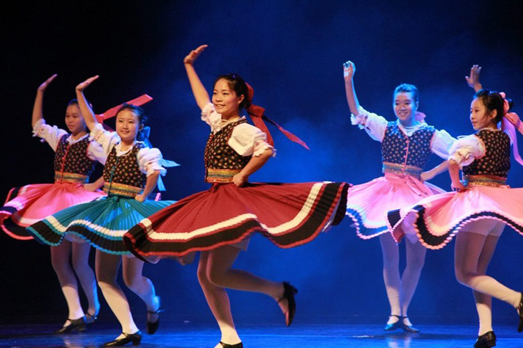 SP European Folk Dance Troupe