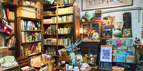 Hong Kong's best vintage shops