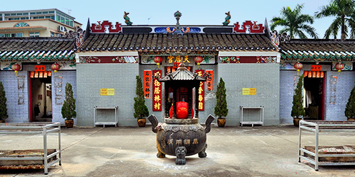 Tin Hau Temple at Lam Tsuen