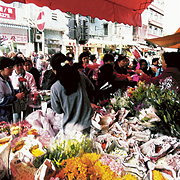 Yuen Po Street Bird Garden, Flower Market and Goldfish Market